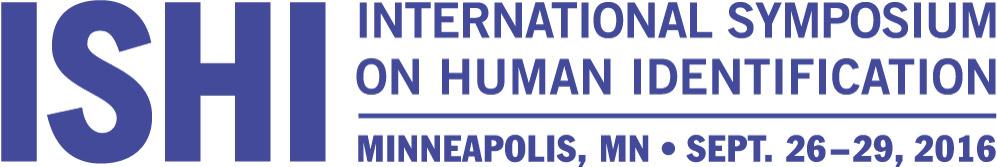 ISHI   International Symposium on Human Identification